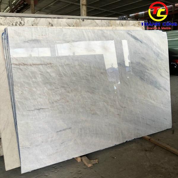 Đá Trắng Ngọc - Crystal White Marble